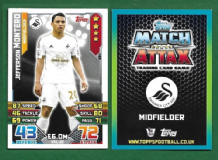 Swansea City Jefferson Montero Ecuador 284